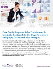 Sales Enablement Case Study Image