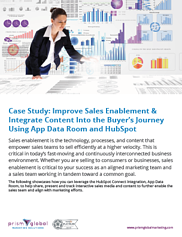 Sales Enablement Case Study Image