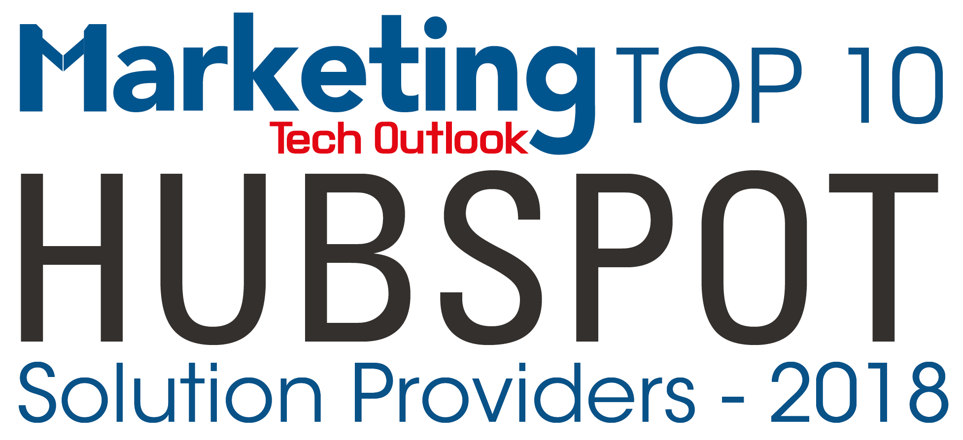 HubSpot Top 10 Solution Provider