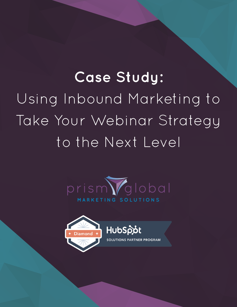 Webinar Case Study